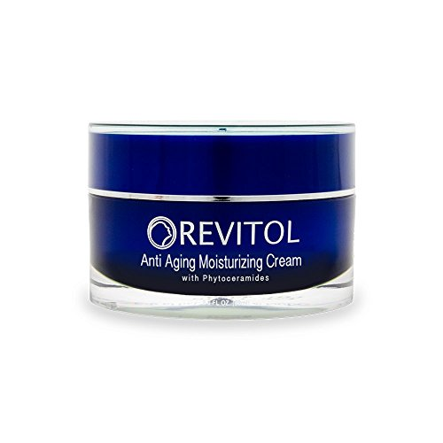 Revitol Anti-Aging Skin Cream Moisturizer with Phytoceramides -...