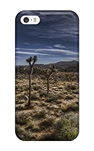 Iphone 5/5s Case, Premium Protective Case With Awesome Look - Locations Desert Nature Locations