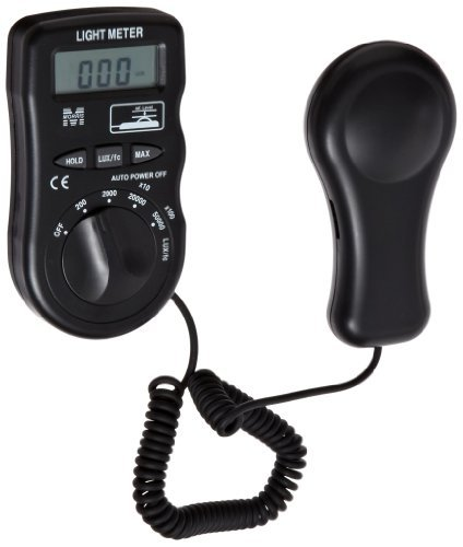 Morris Products 59150 Light Meter (2) by Morris Products