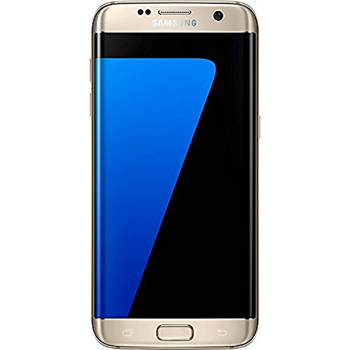 Samsung Galaxy S7 Edge 32GB G935 (Gold) GSM Unlocked (Renewed) (Samsung Galaxy Note Edge Won T Turn On)