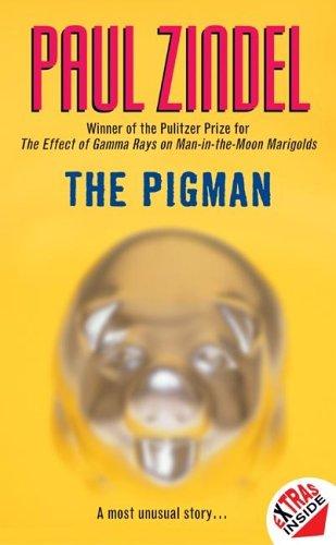 The Pigman - Book #1 of the Pigman