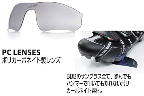 9ab2e63033a BBB Summit BSG-50PH Unisex Adult Sports Cycling Glasses