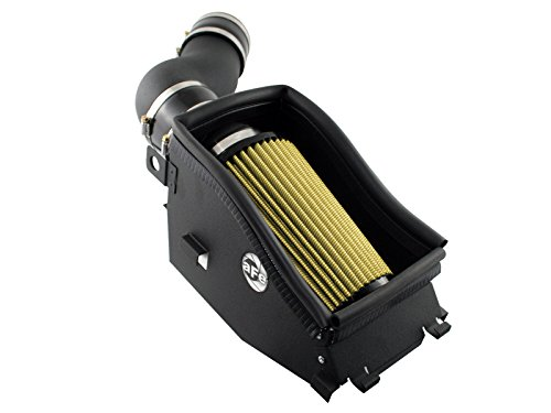 aFe Power Magnum FORCE 75-10062 Ford Diesel Truck 99.5-03 V8-7.3L (td) Performance Intake System (Oiled, 7-Layer Filter)