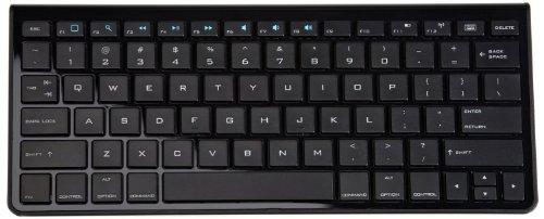 AmazonBasics Bluetooth Keyboard for Apple Devices (iPad, iPad Mini, iPhone)