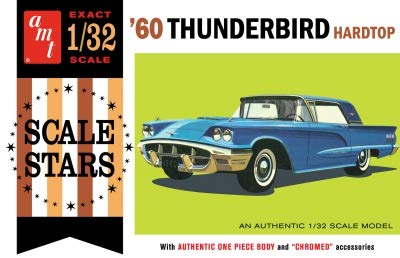 AMT AMT1135 1/32 1960 Ford Thunderbird from AMT
