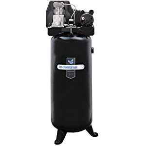 Industrial Air IL3106016 60-Gallon Hi-Flo Single Stage Cast Iron Air Compressor by Industrial Air