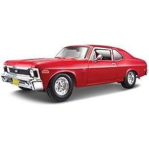 1:18 SPECIAL EDITION - 1970 CHEVROLET NOVA SS DIECAST MODEL CAR 31132RD BY MAISTO