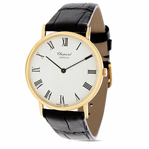 Chopard-Dress-mechanical-hand-wind-mens-Watch-1061-Certified-Pre-owned