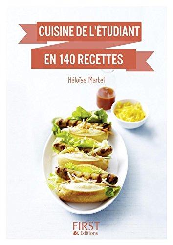 Amazon Com Petit Livre De Cuisine De L Etudiant En 140