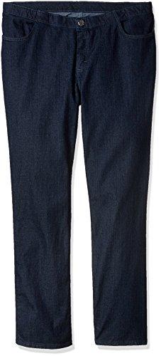 Indigo Black Rigid Jeans - 1