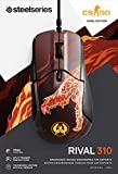 SteelSeries Rival 310 - Optical Gaming Mouse - RGB