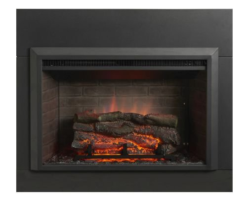 Cheap GreatCo Gallery Series Insert Electric Fireplace 36-Inch Surround Black Friday & Cyber Monday 2019