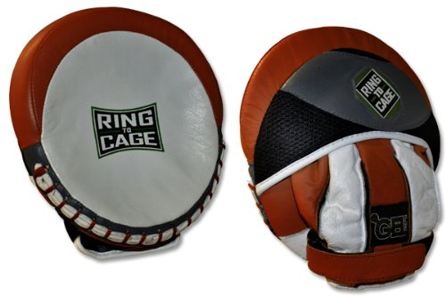 Platinum GelTech Catch-N-Feed Micro Punch Mitt, for Boxing, Muay Thai, MMA, Kickboxing, Martial Arts by Ring to Cage