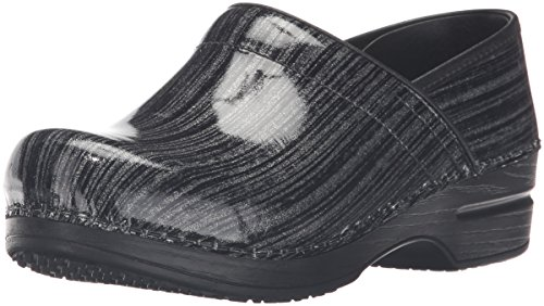 - Sanita Women's Smart Step-Meteor Shower Mule, Silver, 40 EU/9/9.5 M US
