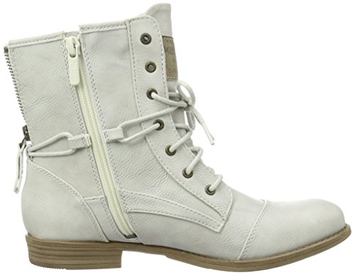 Mustang Women's 1157-542-203 Ankle Boots Off White (203 Ice) for nice outlet 2015 new footaction online discount top quality good selling cheap price piViba