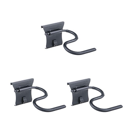 YourTools S Hook for Trackwall Garage Storage System, 3-Pack by YourTools