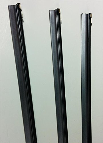 28 inch RUBBER REFILLS REPLACEMENT - FITS FRONT & BACK AUTOMOTIVE WIPER BLADES AutoPower