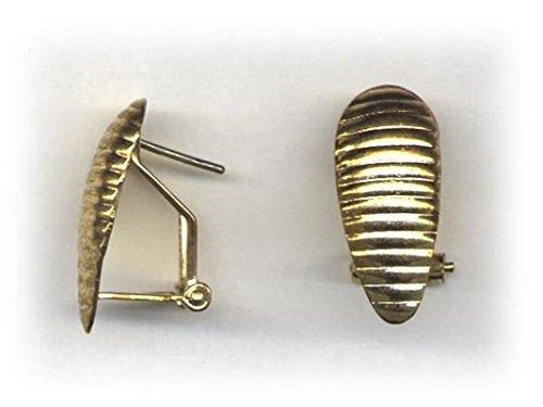 (Combination Pierced Post or Clip Style Earring (Pkg/12 pr))