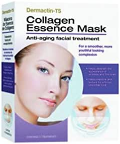 Dermactin-TS Collagen Essence Mask, 5 Count