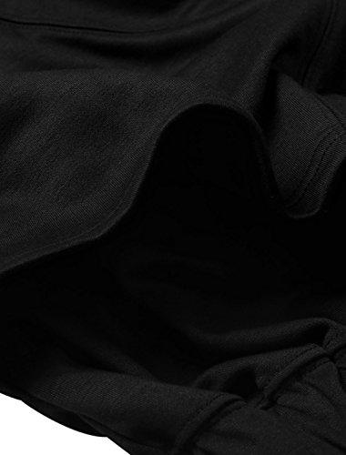 Uxcell Pantalon Noir Uxcell Pantalon Homme YPqXXw