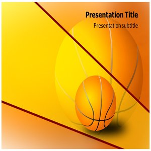 amazon com basketball powerpoint ppt template powerpoint