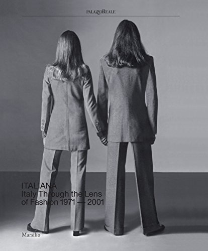 Book Italiana: Italy Through the Lens of Fashion 1971-2001<br />P.P.T
