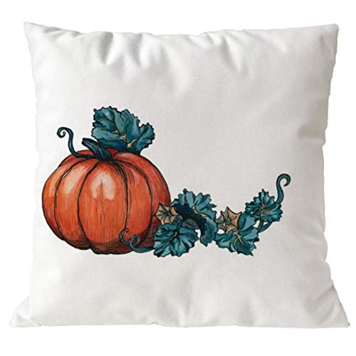 YOcheerful Halloween Pumpkin Cusion Cover Sofa Bed Car