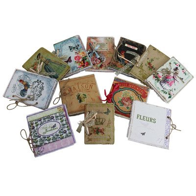 TIC Collection 62-413 Note Pads, Set of 12 by TIC Collection