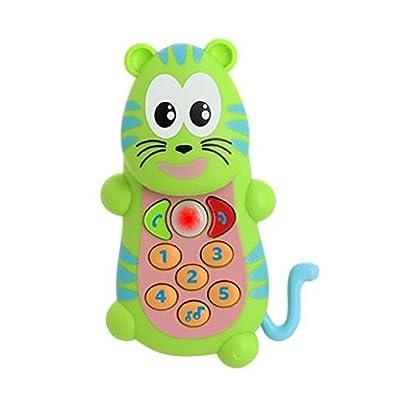 Taldec - le Téléphone Tigre Bilingue, S16545