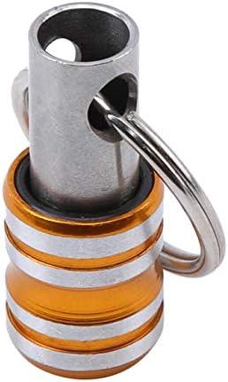 ドライバーゴールド用ZALINGステンレス鋼ソケット延長ロッドキーホルダーエクステンションバー