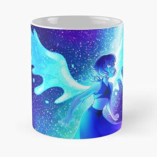 Steven Universe Lapis Lazuli Gem Coffee Mugs Best Gift Funny Cup