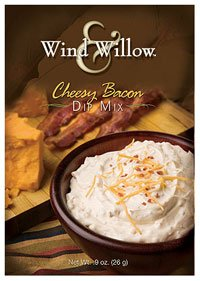Wind & Willow Cheesy Bacon Dip - Dip Gourmet Mix