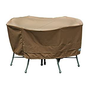 """Patio Armor SF43350 Round Table Cover, 65""""/65""""/23"""""""