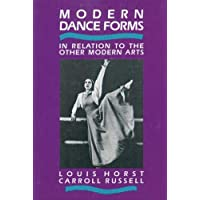 Image for Modern Dance Forms: In Relation to the Other Modern Arts