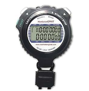Manhattan GMAT Stopwatch