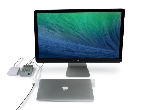 13-inch LandingZone DOCK Secure Docking Station for 13-inch MacBook Pro with Retina Display Model A1425 and A1502 Released 2012 to 2016 by LandingZone (Image #5)