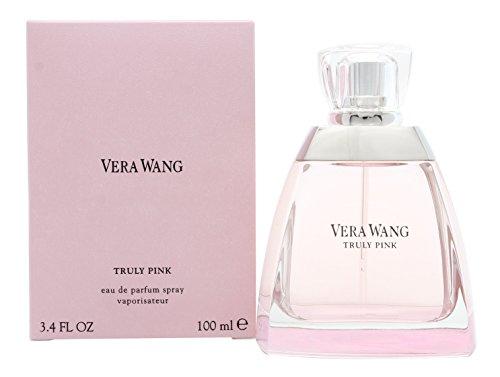 Vera Wang Truly Pink By Vera Wang For Women, Eau De Parfum Spray, 3.4-Ounce Bottle (Perfume Please Pink)