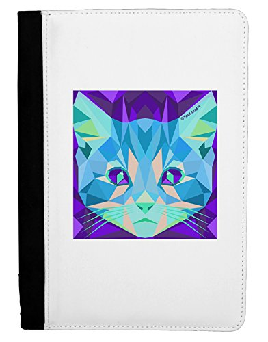 TooLoud Geometric Kitty Inverted Ipad Mini Fold Stand Case - - Inverted Face Shape