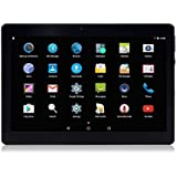 Dieniu Unlocked Pad 10 inch Octa Core 3G Tablet Android 6.0 with Dual SIM Card Slot 2GB RAM 32GB ROM Built-in WIFI Bluetooth GPS Netflix Youtube (Metallic Black)