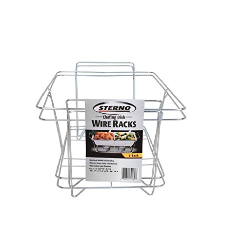 Sterno Chafing Dish Wire Rack (2 pk.) (Chafer Rack)
