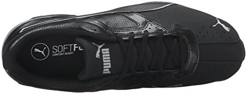 Scarpe da corsa da uomo Tazon 6 FM Puma Black / Puma Silver - 8.5 D (M) US