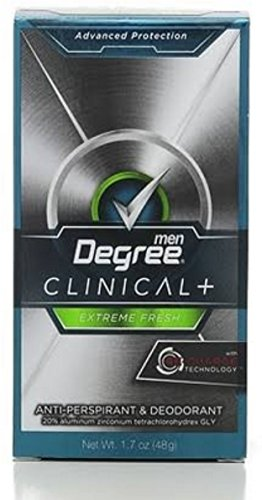 Price comparison product image Degree Clinical Ex Fresh Size 1.7z Degree Clinical Ex Fresh 1.7z