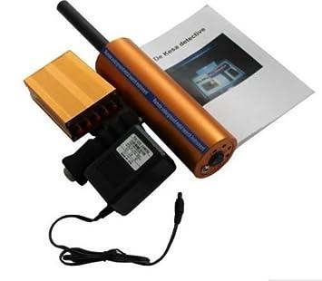 Profesional detector de oro larga gama oro diamond 3d metal detector Finder: Amazon.es: Electrónica