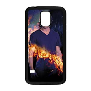 Supernatural handsome man Cell Phone Case for Samsung Galaxy S5