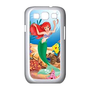Cartoon The Little Mermaid Back Cover Case Suitable for Samsung Galaxy S3 I9300 JNS3-1546