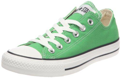 Converse Chuck Taylor all Star Season Ox, Scarpe Unisex Adulto Verde