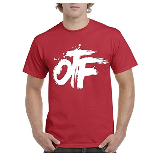 Artix A+ OTF Mens T-shirt Tee Large Red