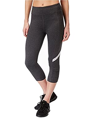 Calvin Klein Performance Women's High Waist Heather Cropped Legging