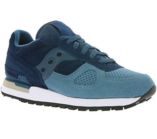 Saucony Shadow Original Schuhe Herren Sneaker Turnschuhe Blau S70257-7