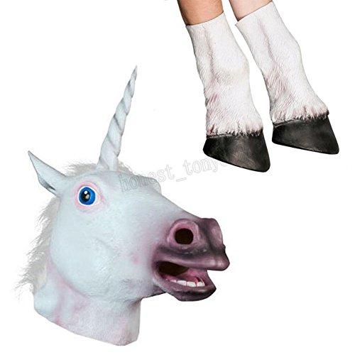 Sunxu (Unicorn Hooves Costume)